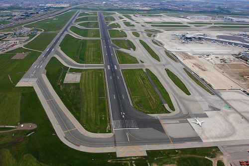 Toronto Pearson International Airport, YYZ