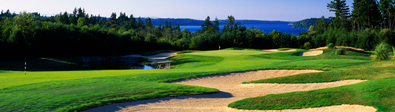 Image courtesy of the Golf Club at Hawks Prairie