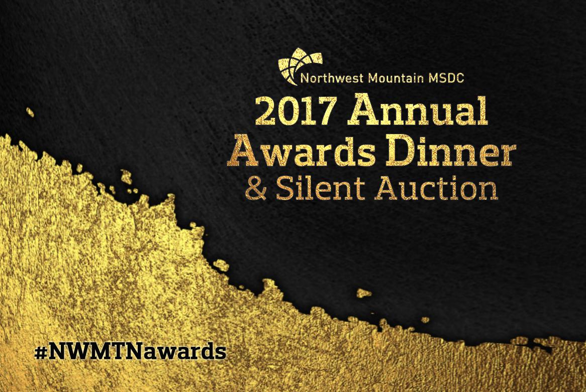 2017 Awards Dinner & Silent Auction