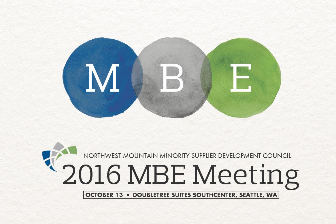 2016 MBE Meeting
