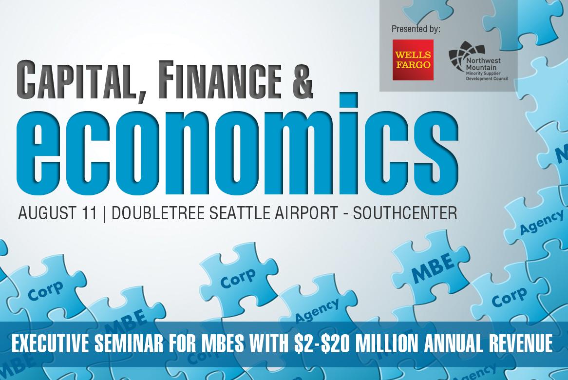 Capital, Finance & Economics
