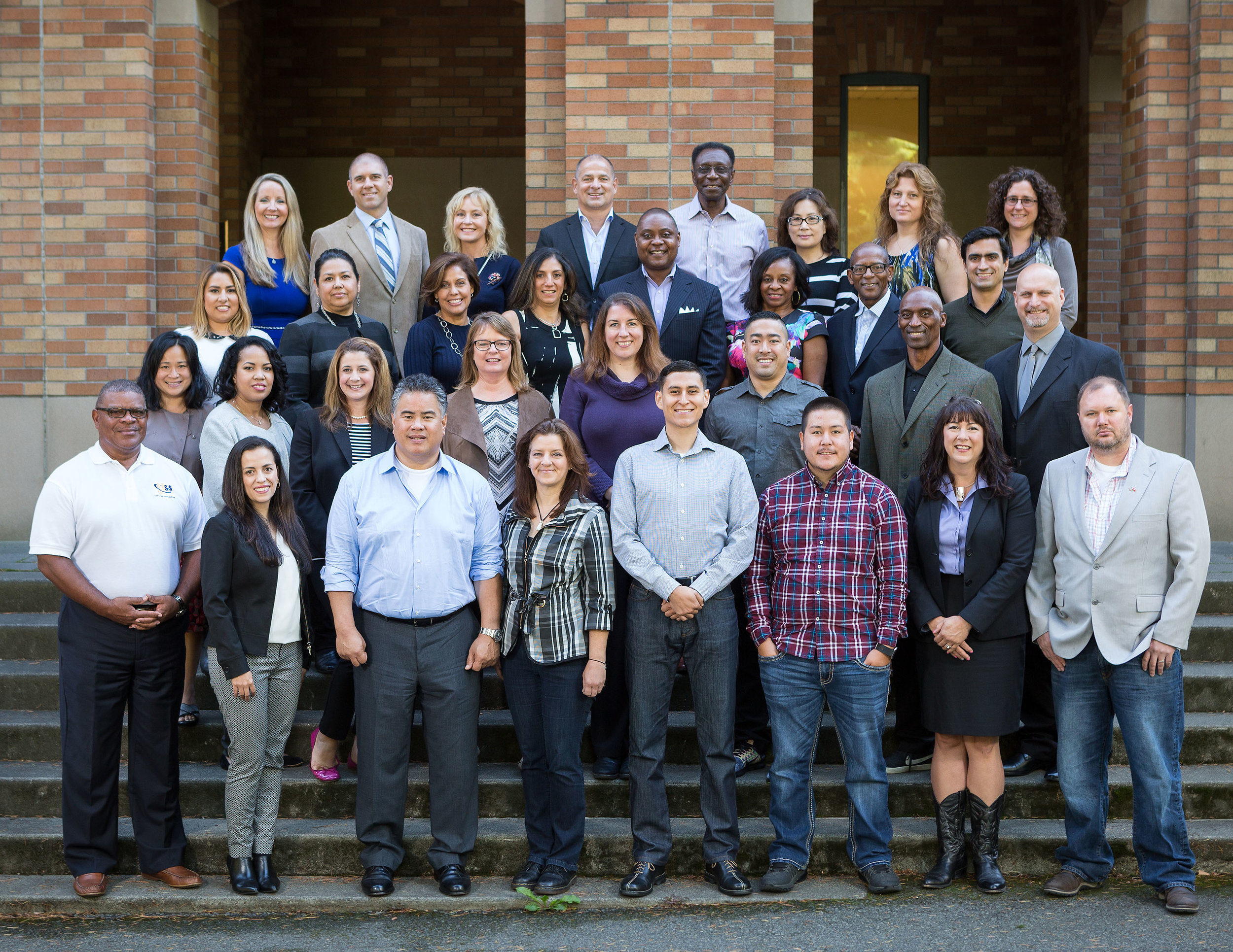 2016 MBEP Group at Michael G. Foster School of Business, University of Washington, Seattle.