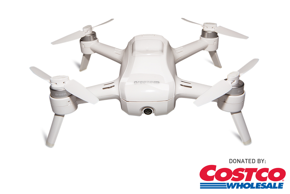Costco: Breeze 4K Flying Camera
