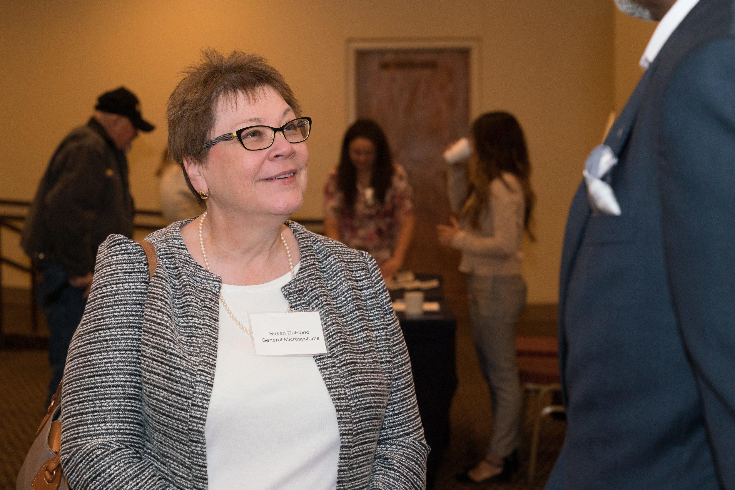 Sue DeFlorio, General Microsystems, Inc.