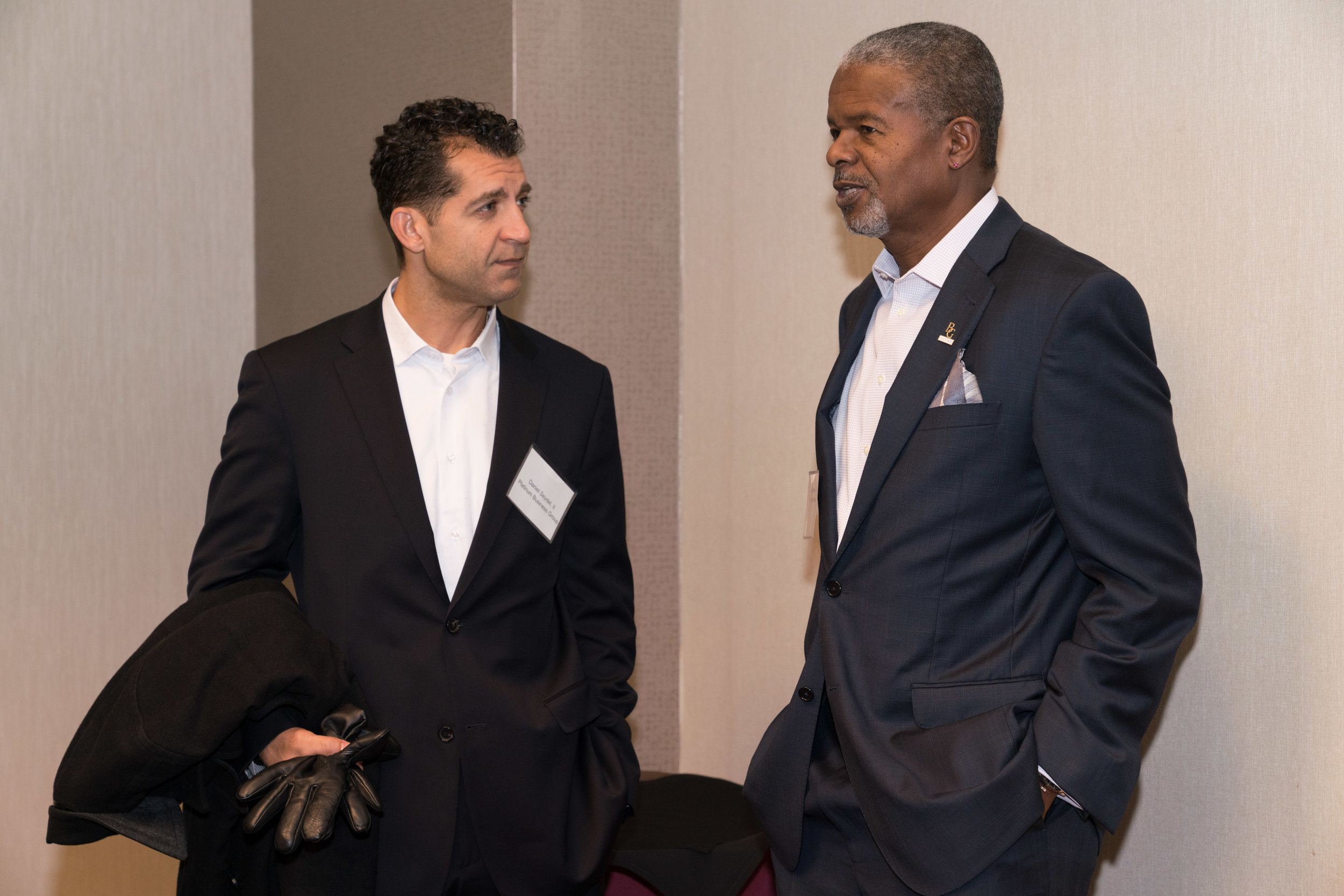 Daniel Seydel, II, Platinum Business Group and Darryl Russell, The Russell Group, LLC