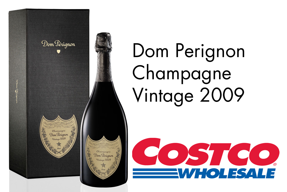 Costco Wholesale Dom Perignon