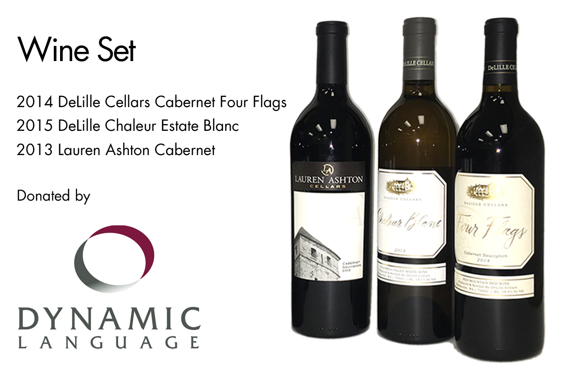 Dynamic Language Wine Set 2