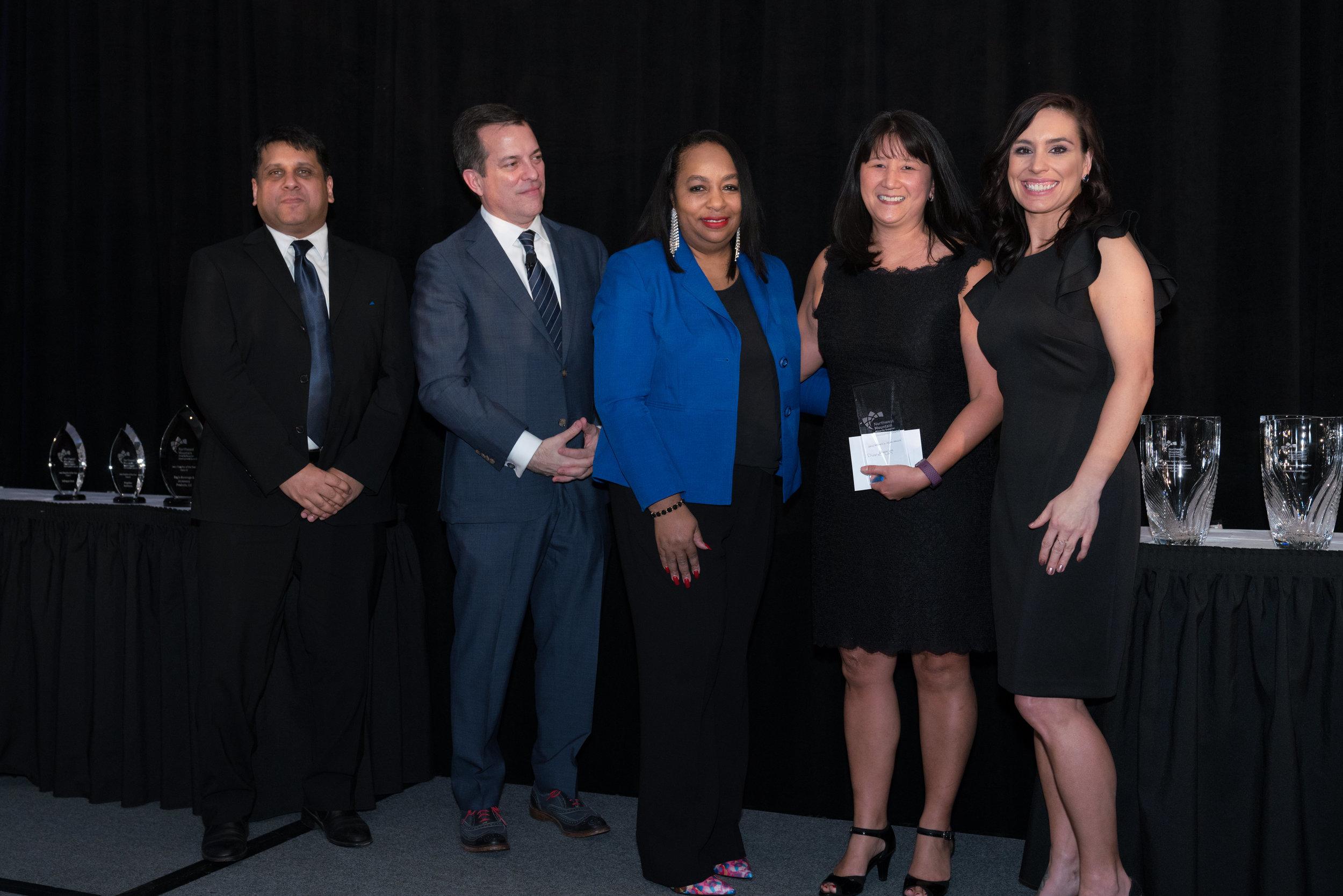 Diane Lin - 2017 Robert L. Ryan Award