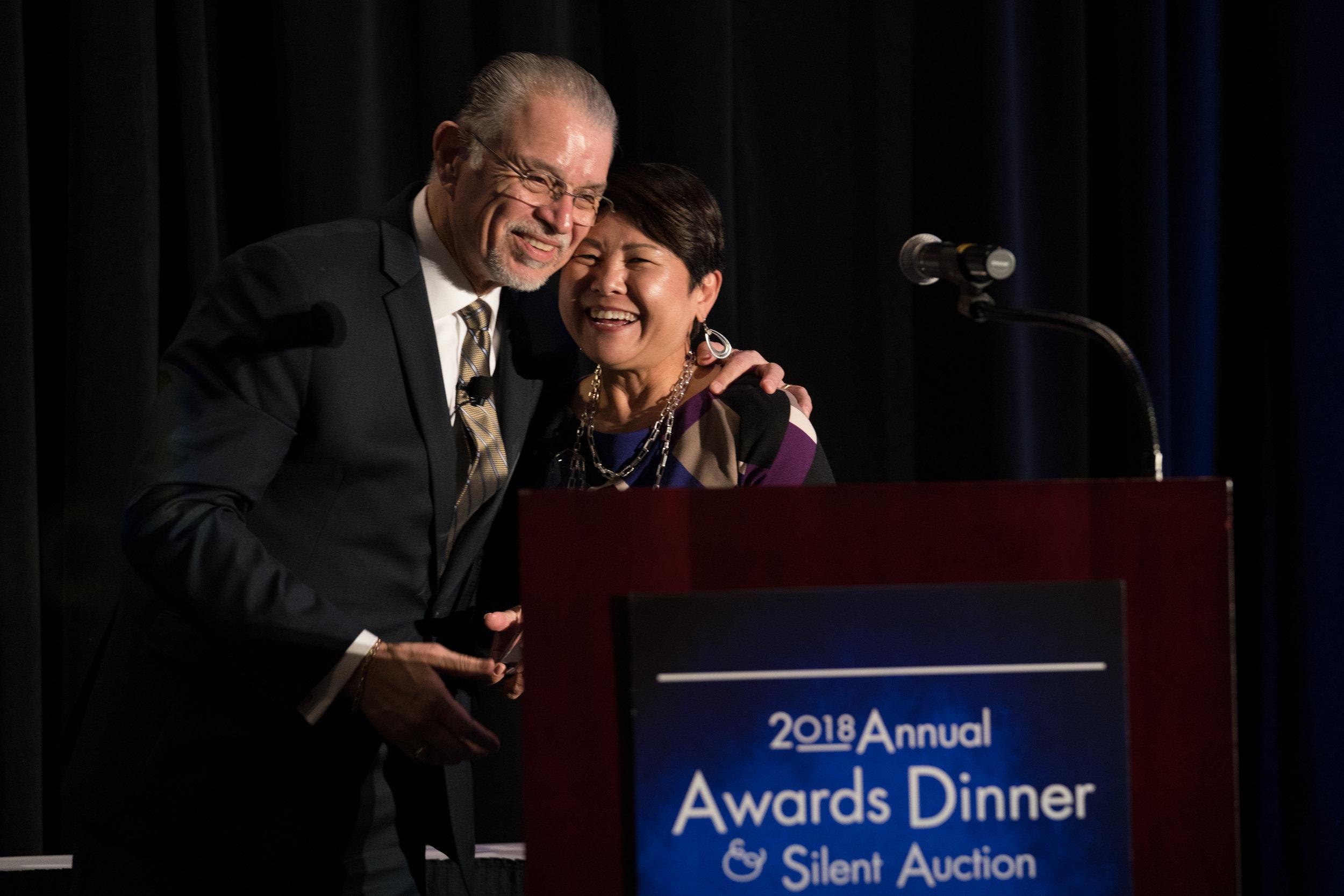 Richard Chacon - 2017 President's Award