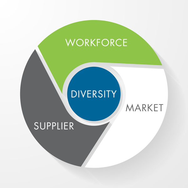 The 3 Dimensions of Diversity