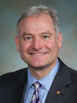 Senator Reuven Carlyle