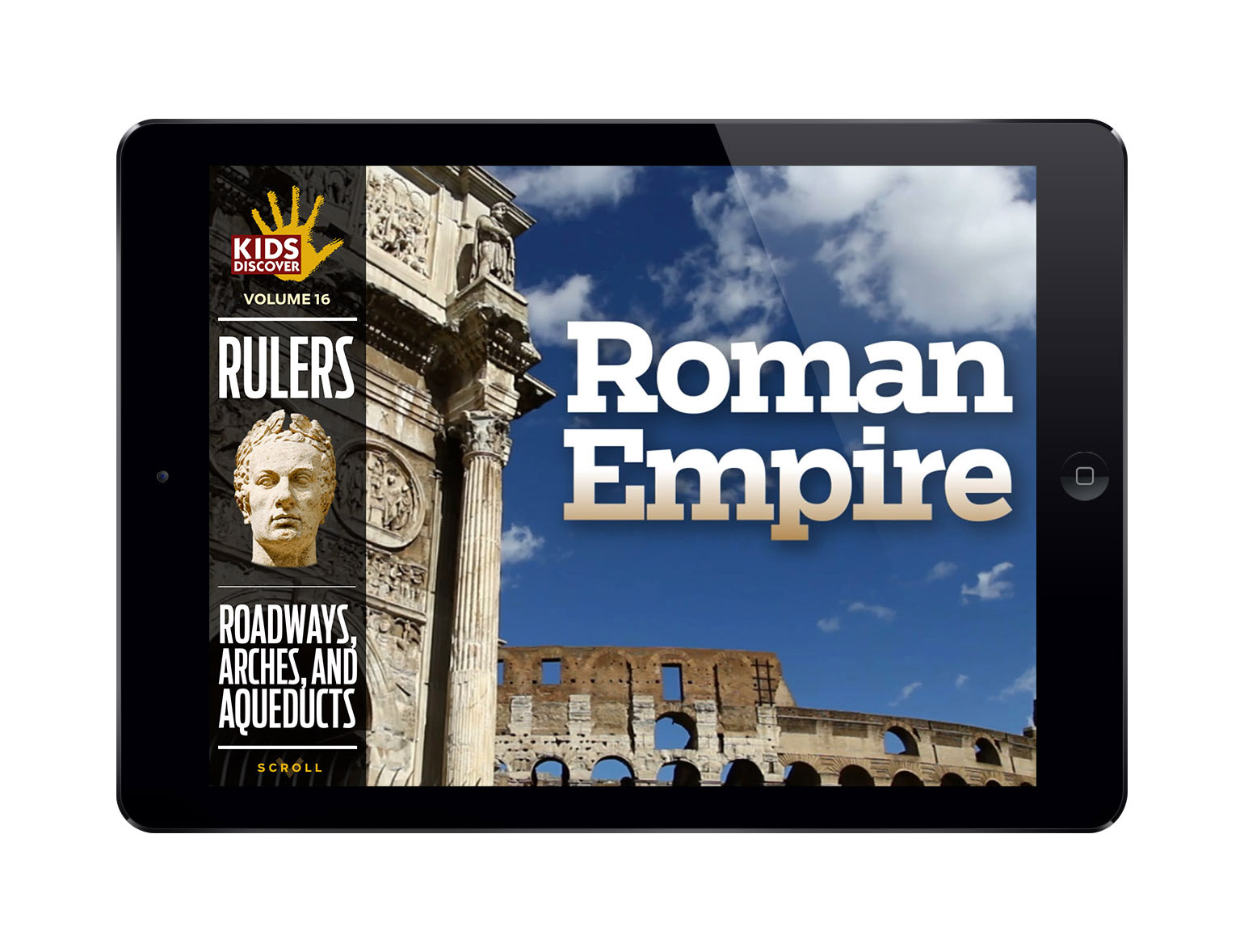 Kids Discover: Roman Empire