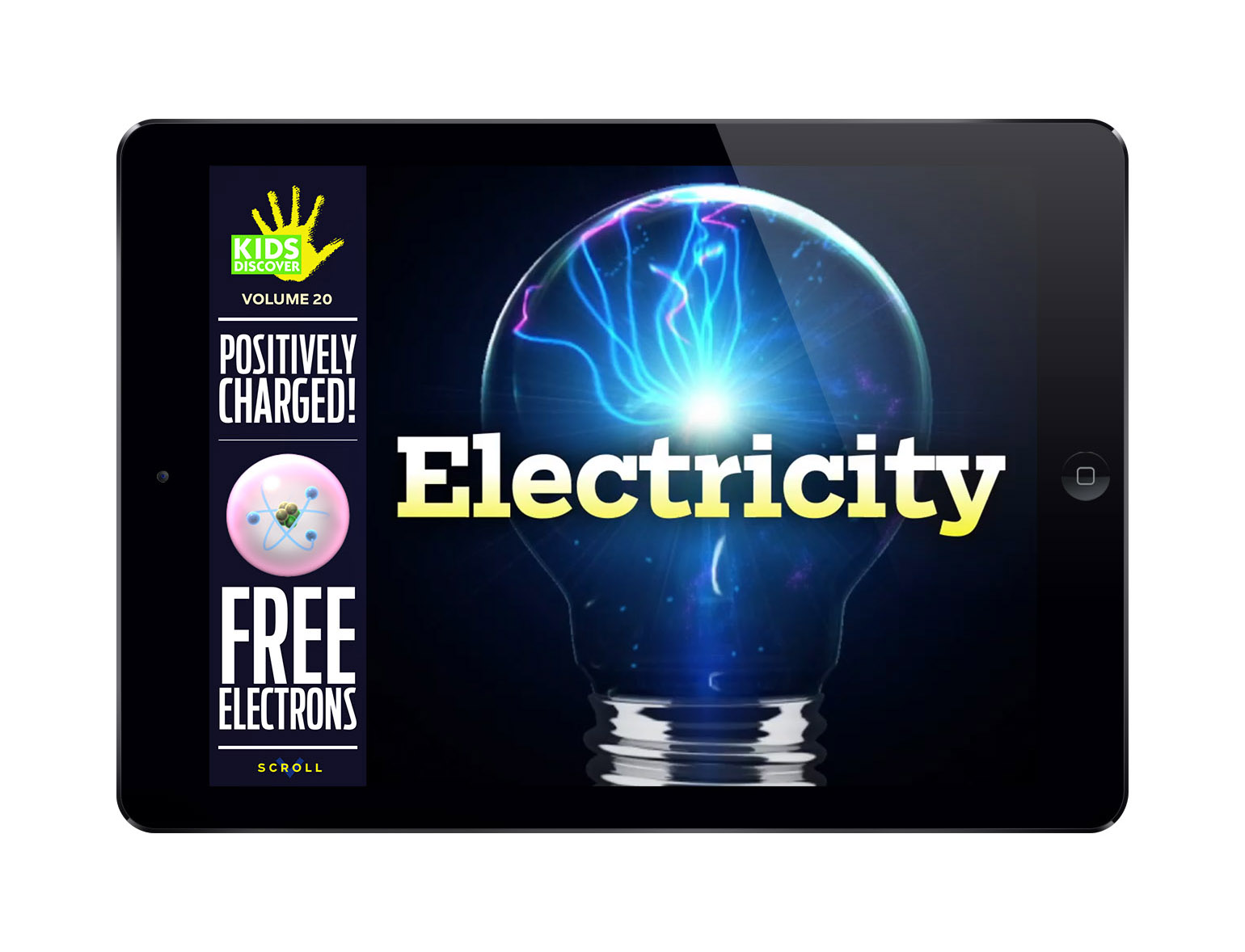 Kids Discover: Electricity