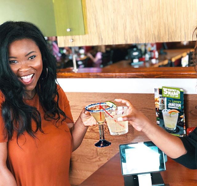 15 years ago my best friend and I use to hang out at Chili's Preston LBJ. Felt real good to hang out 15 years later at the Mckinney @chilis . Almost felt like our friendship birthday! Glad we could celebrate over a Presidente Margarita 🍸 🍹 which by the way will be $3.13 on 3/13. Go celebrate with your girls at #chilis on 3/13 for those $3.13 Presidente Margaritas for #chilisbirthday  #AD