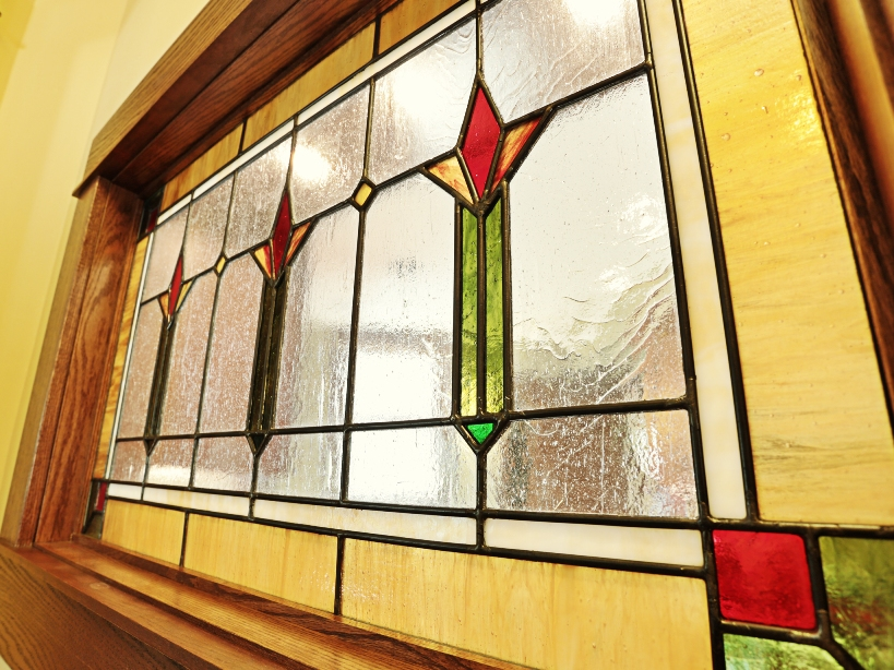 Interior Stained Glass Window at The Buckingham Inn.jpg