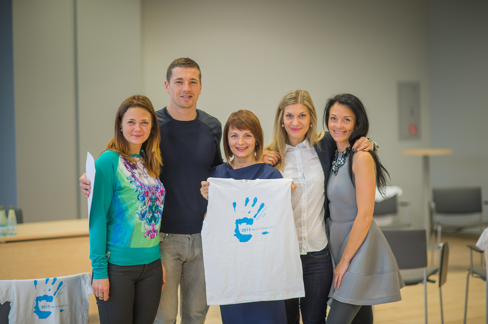 Our amazing Team in Latvia!