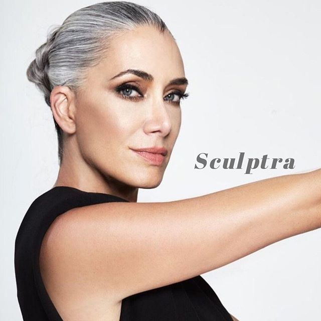 The magic of Sculptra ✨  Have you heard of it? Sculptra is a filler made of poly lactic acid which when injected can help stimulate the bodies production of collagen growth.  If you'd like to schedule Sculptra, please send your inquiry through a direct message.  #medspa #skin