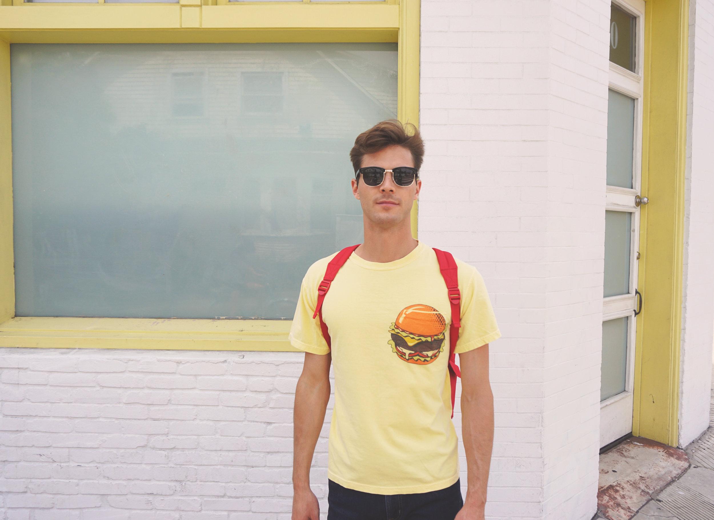 hamburgertshirt