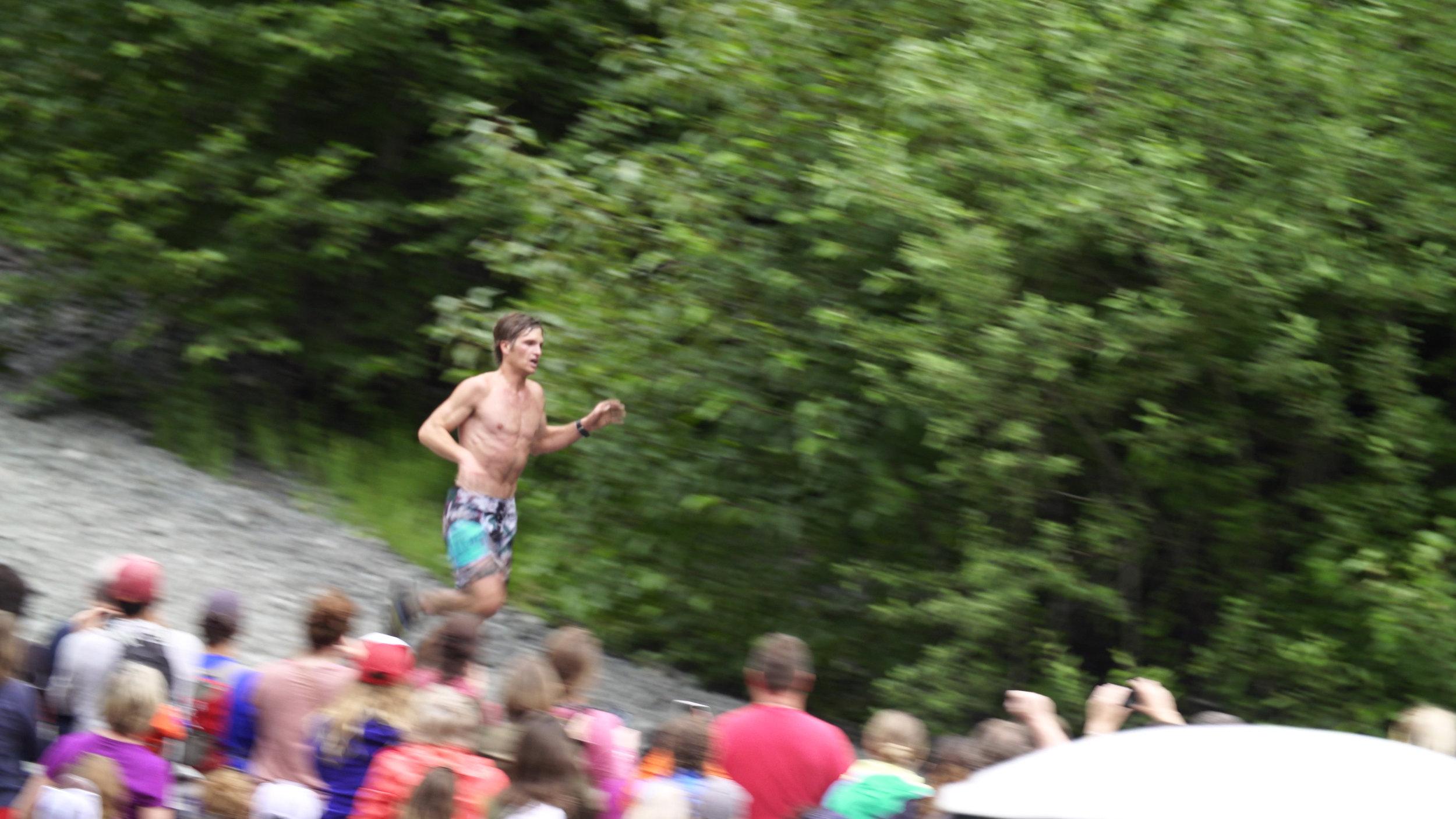 Coming off Mount Marathon- July 4th     Credit: Peakthree