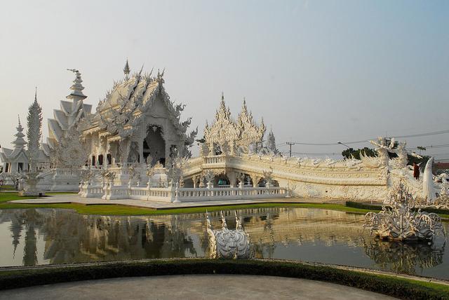 Thanate Tan Wat Rong Khun