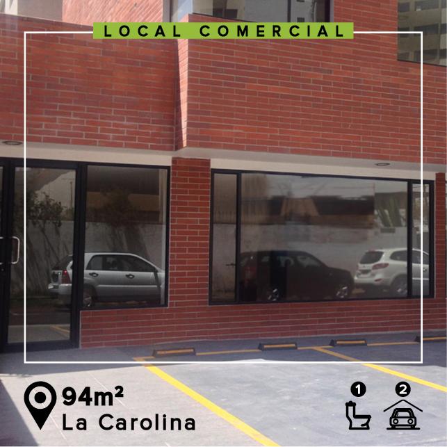 Local en La Carolina