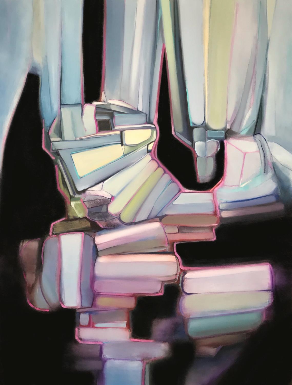 Arcade - Oil on Canvas, 100x130cm (1139x1500).jpg