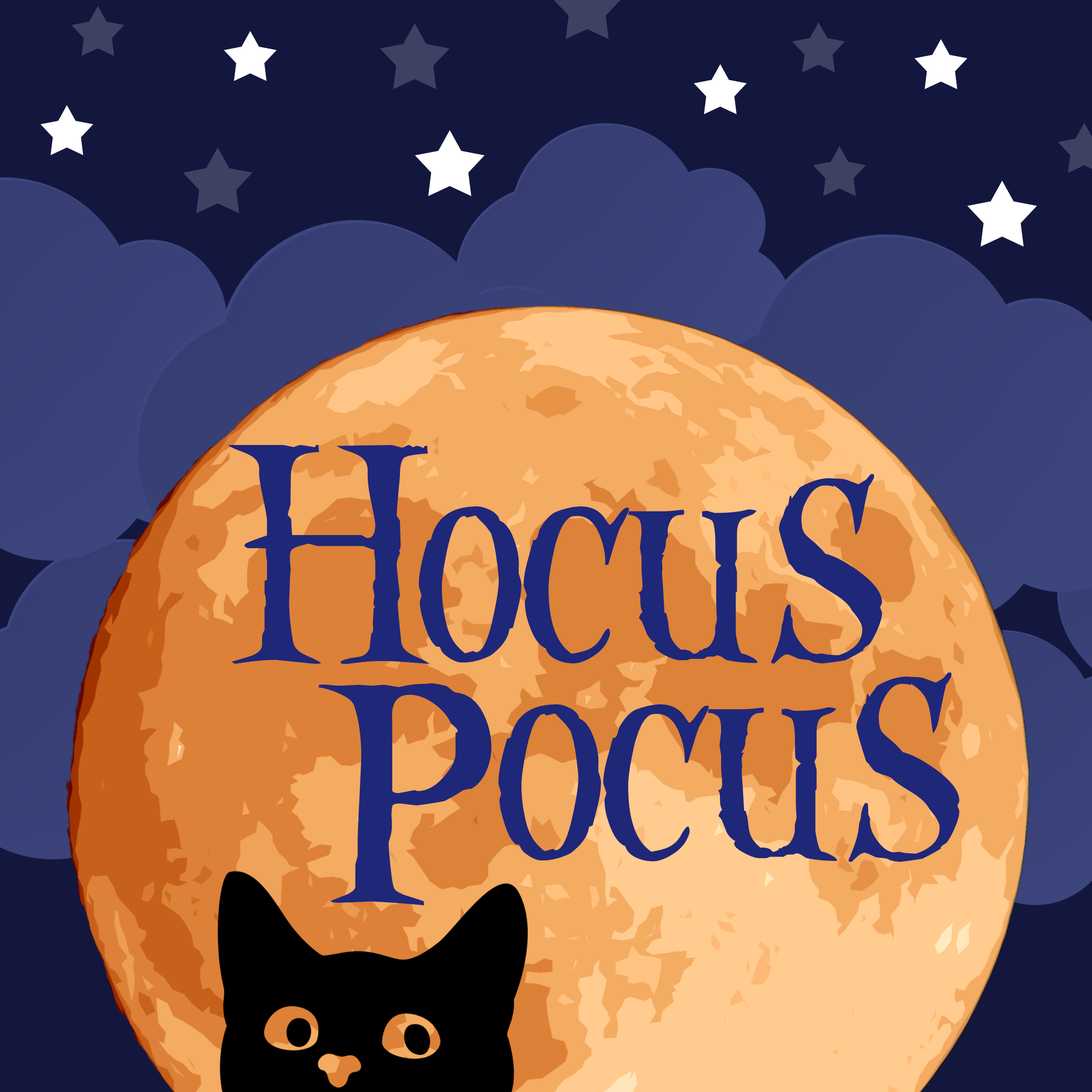 Oct 11-Nov 3 - HOCUS POCUSThis unauthorized musical parody of the cult classic features the antics of three sisters who are resurrected in Salem, MA, after three centuries on Halloween night. It's up to two teenagers, a young girl and an immortal cat to put their reign of terror to an end once and for all. Run amuck with these three sisters; but, be careful, it'll cast a spell on you! RATED PG