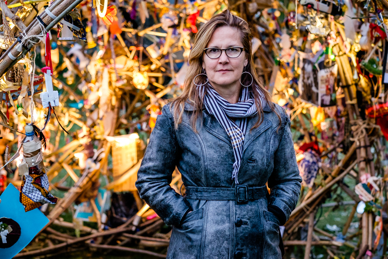 Kate Browne, Goutte d'Or, 2014