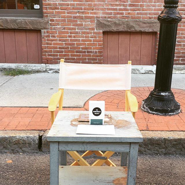 Here it is, The Pareidolia Project selling at Downstreet Art North Adams. #getdown #thepareidoliaproject #creativethinking #northadams #slowdownandlookatthings