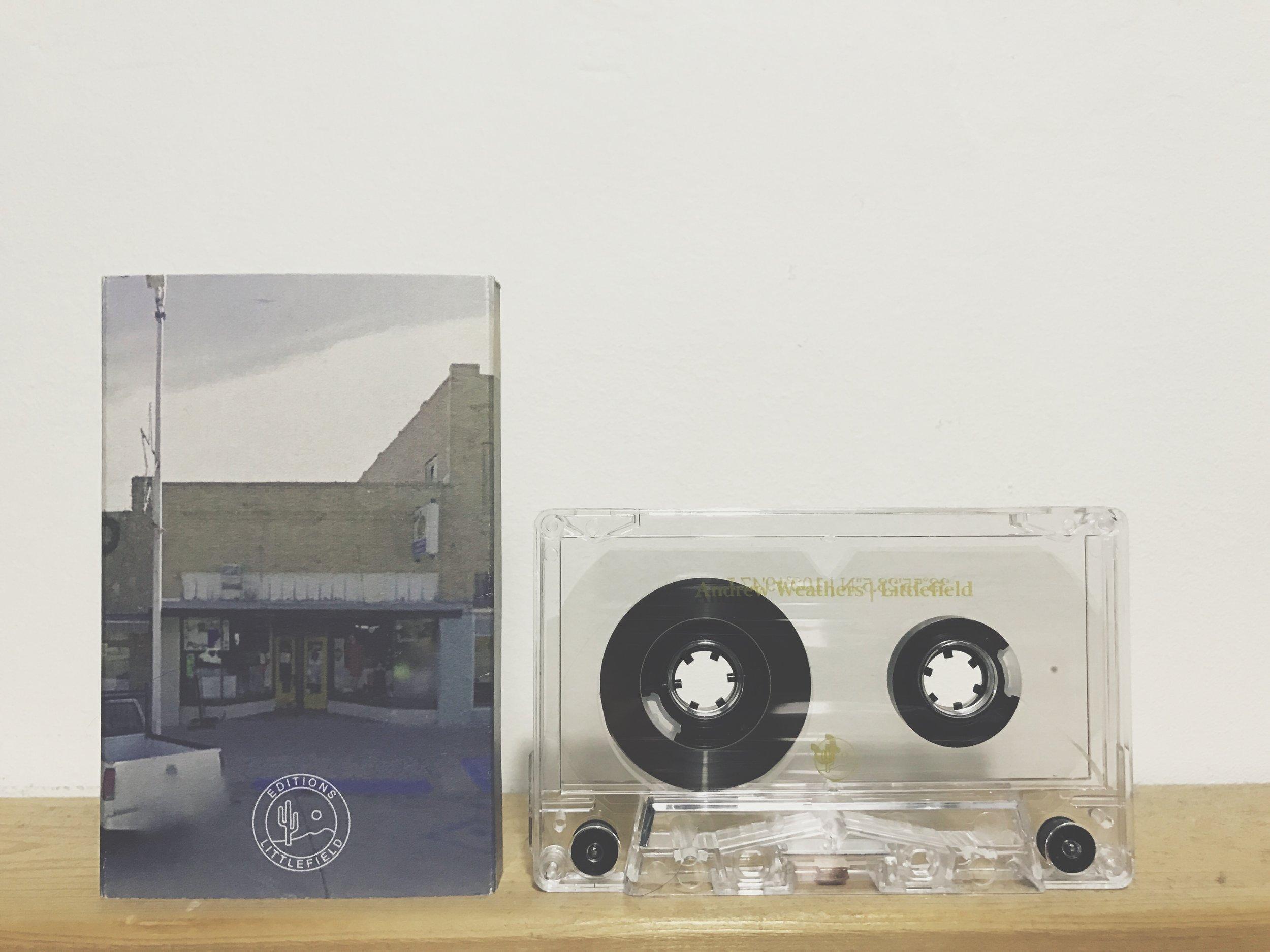 Andrew Weathers - Littlefield (Editions Littlefield)