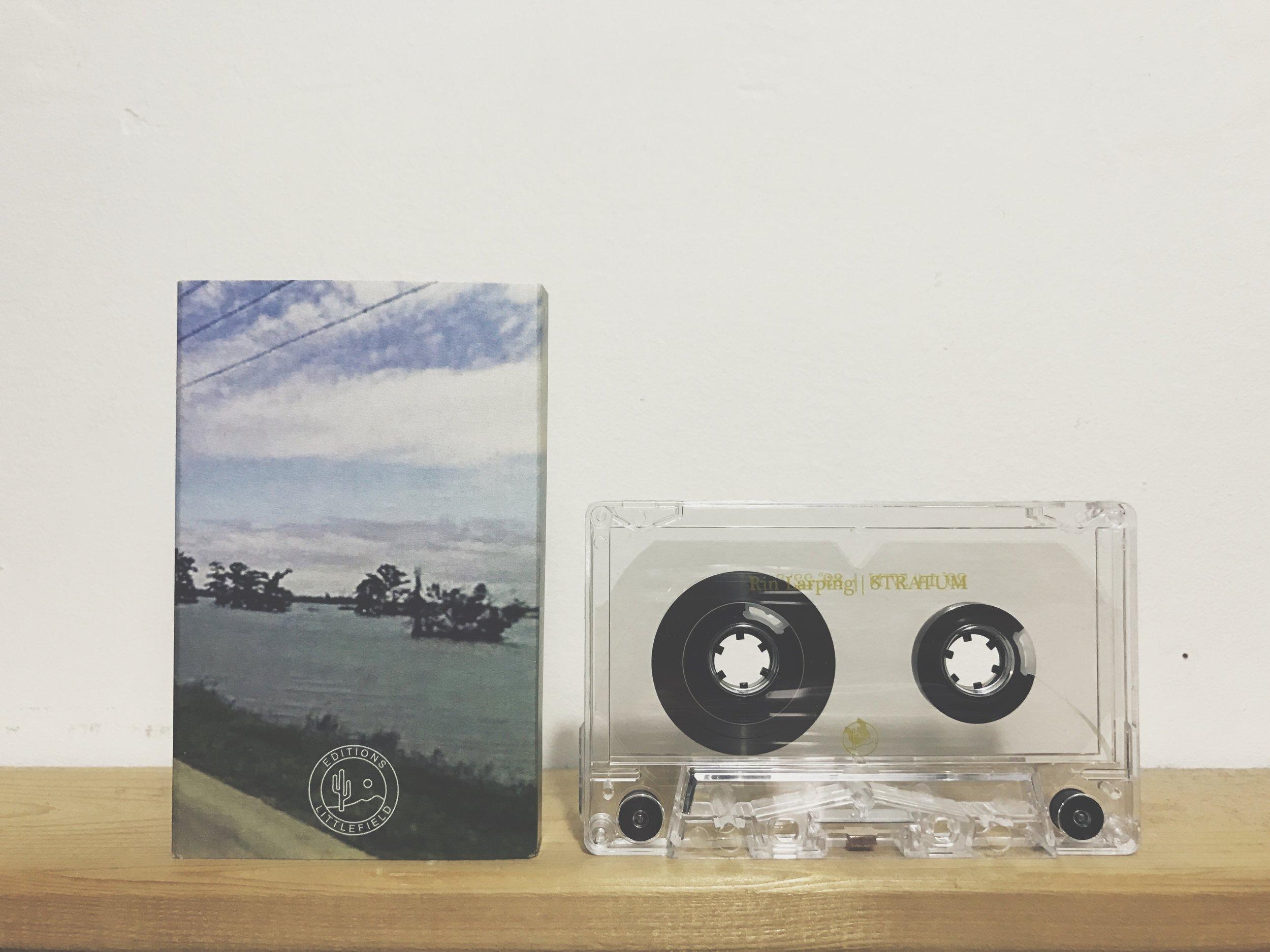 Rin Larping - STRATUM (Editions Littlefield)