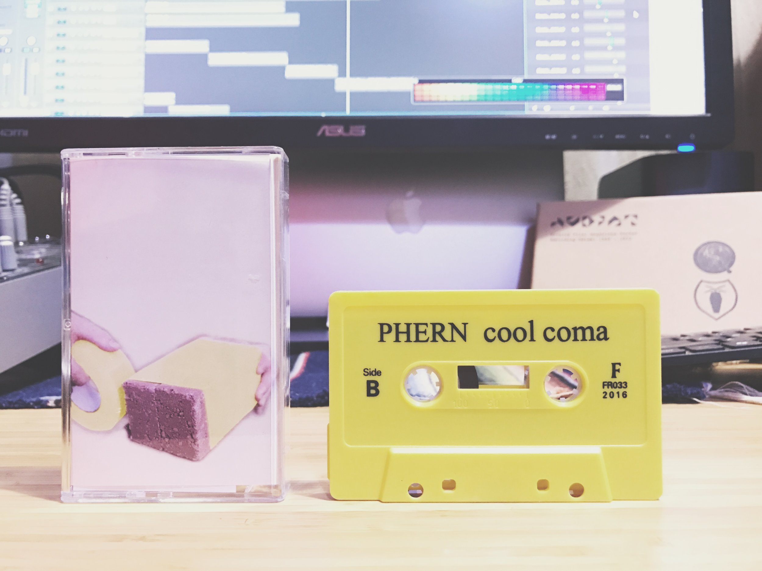 Phern - Cool Coma (Fixture Records)