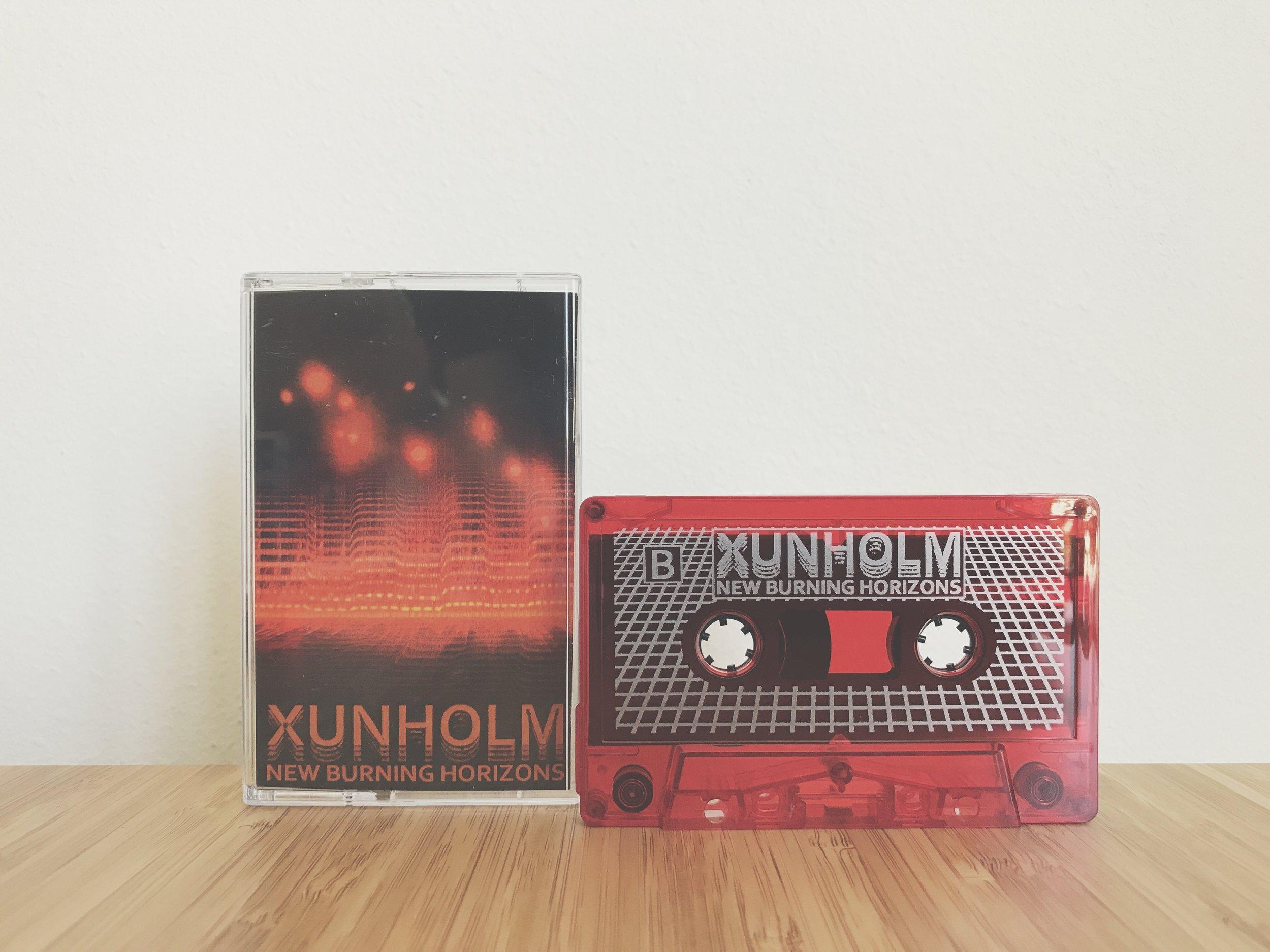 Xunholm - New Burning Horizon (Skrot Up)