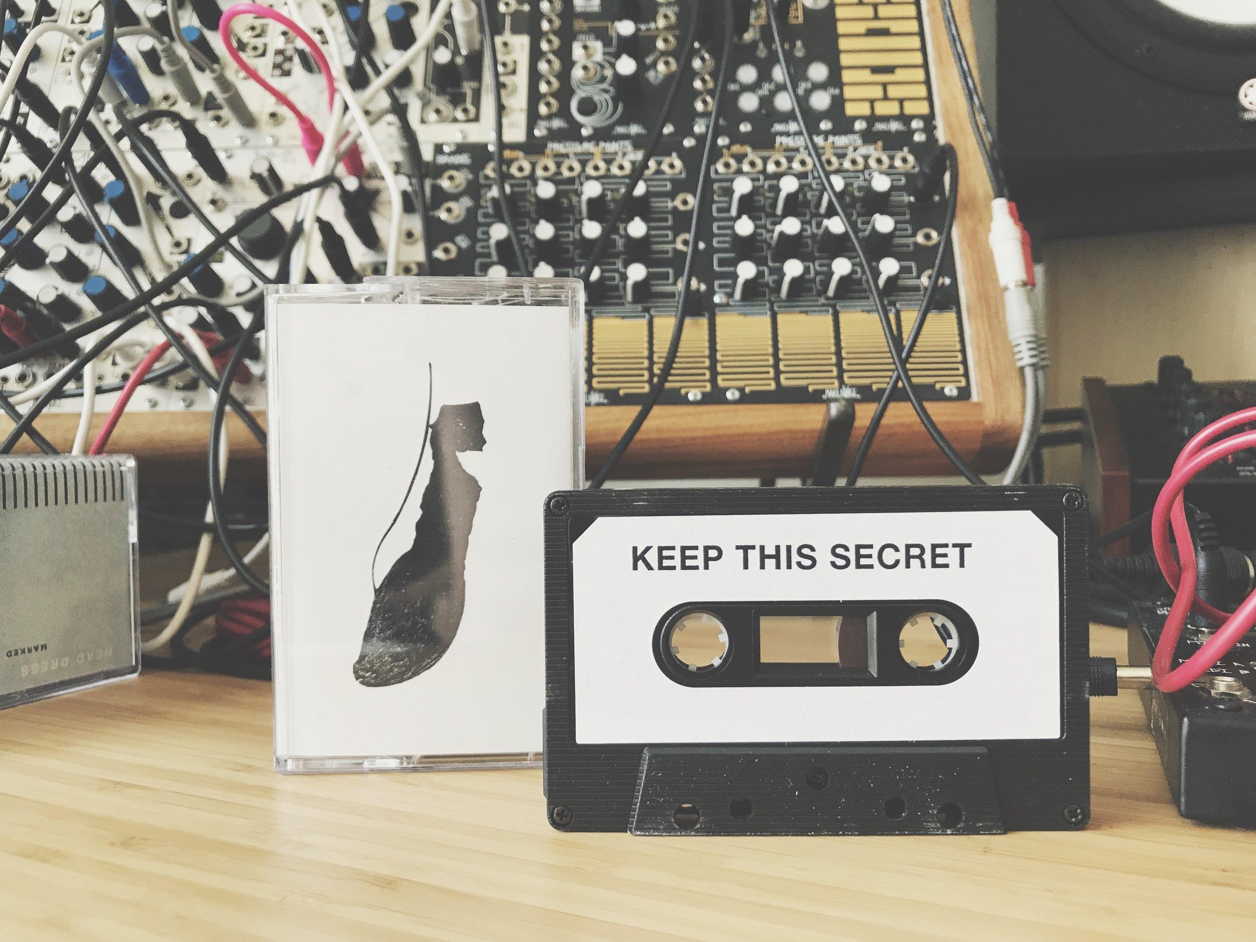 False Moniker - Keep This Secret (Audio. Visuals. Atmosphere.)