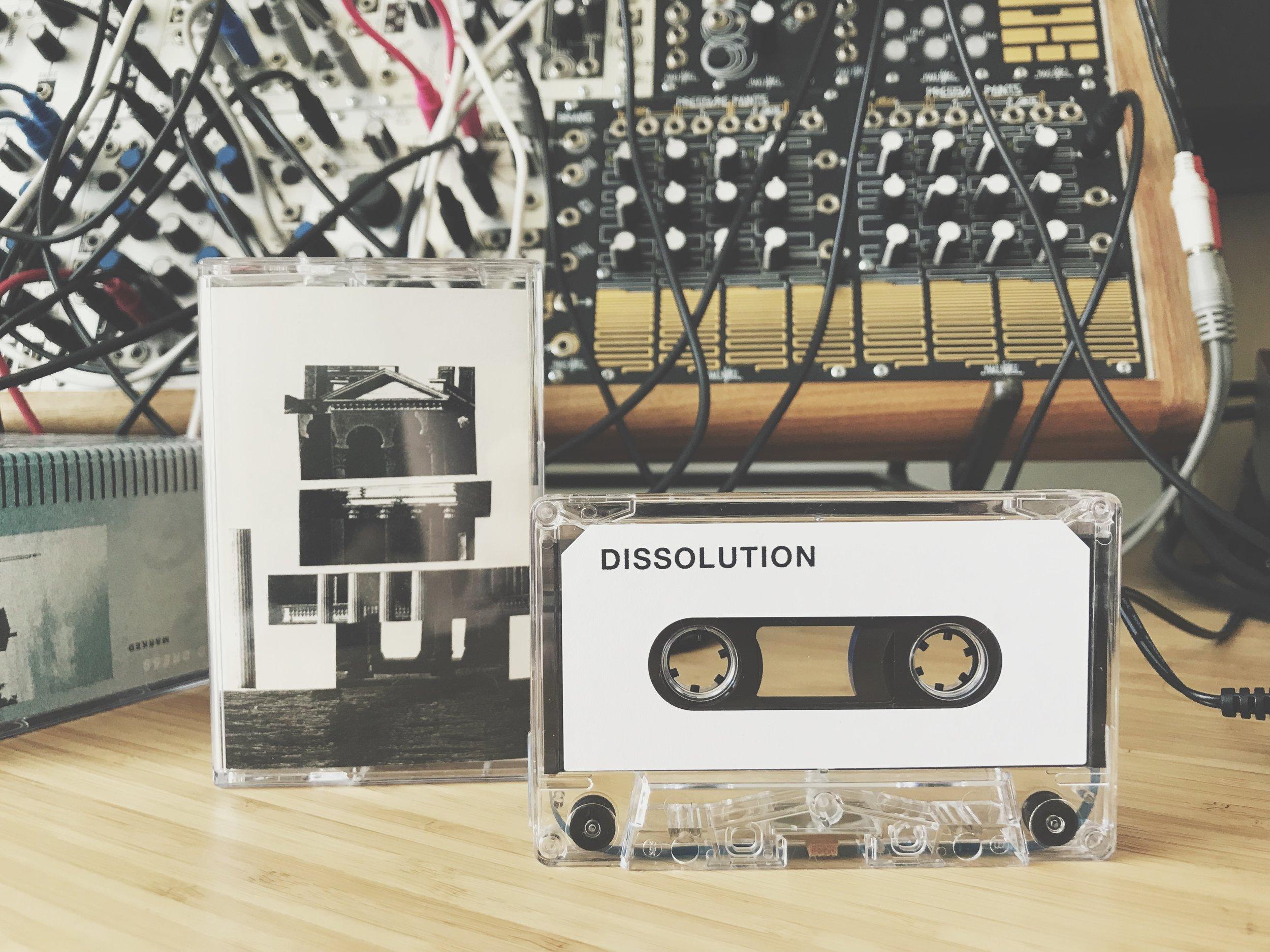 Fusiller - Dissolution (Audio. Visuals. Atmosphere.)