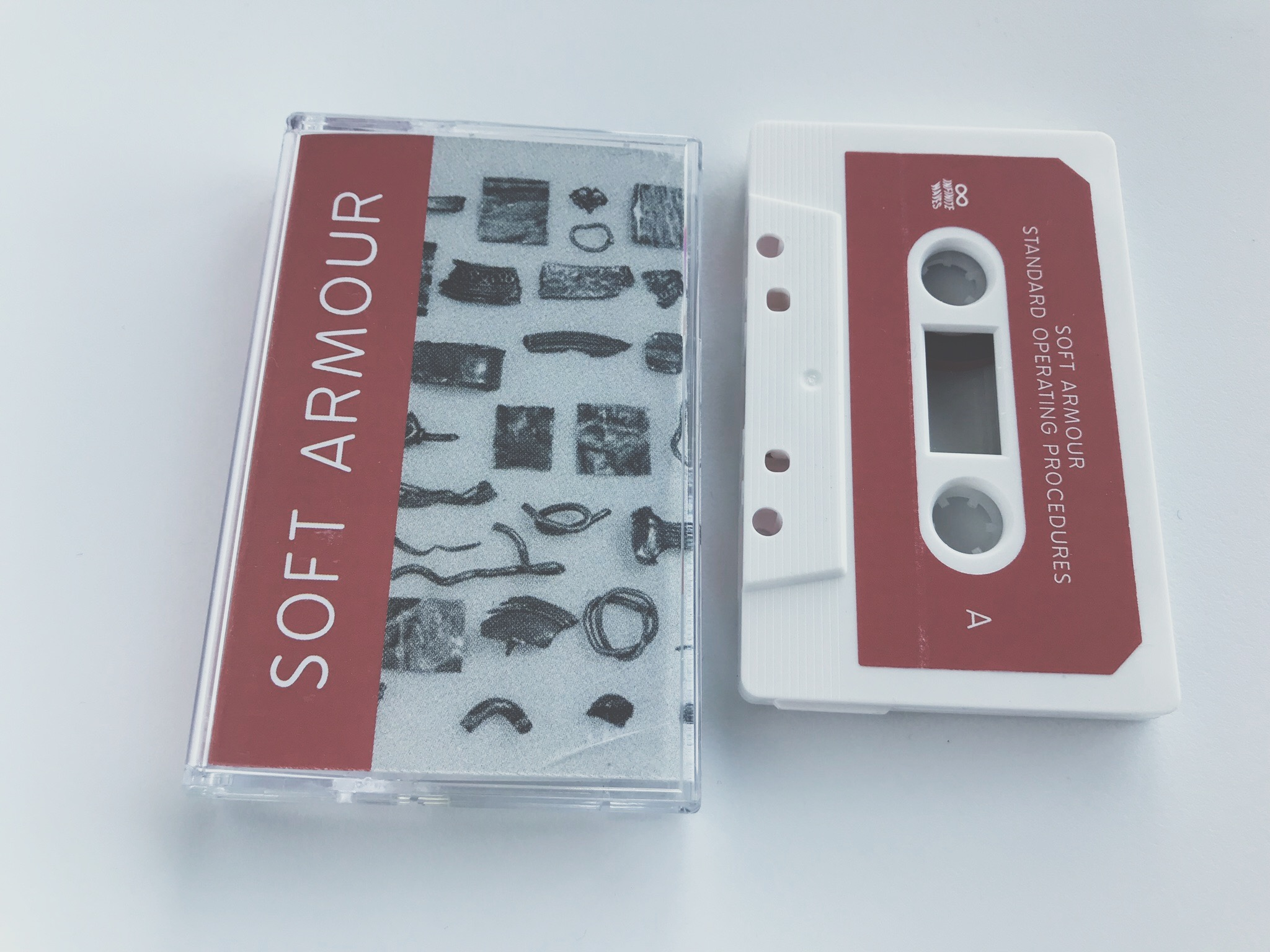 Soft Amour - Standard Operating Procedures (Infinite Waves)