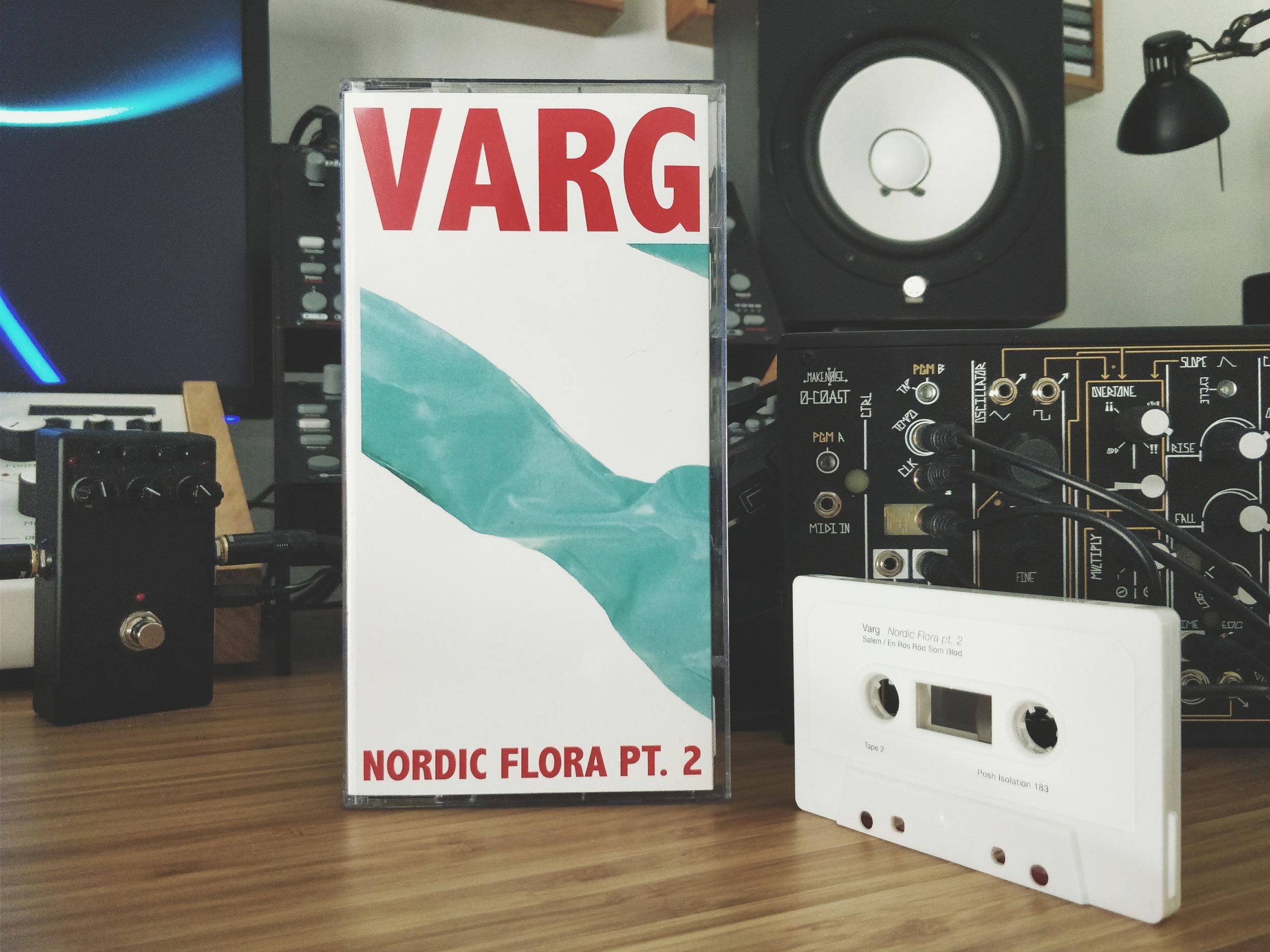 Varg - Nordic FLora Pt. 2, En Ros Röd Som Blod (Posh Isolation)