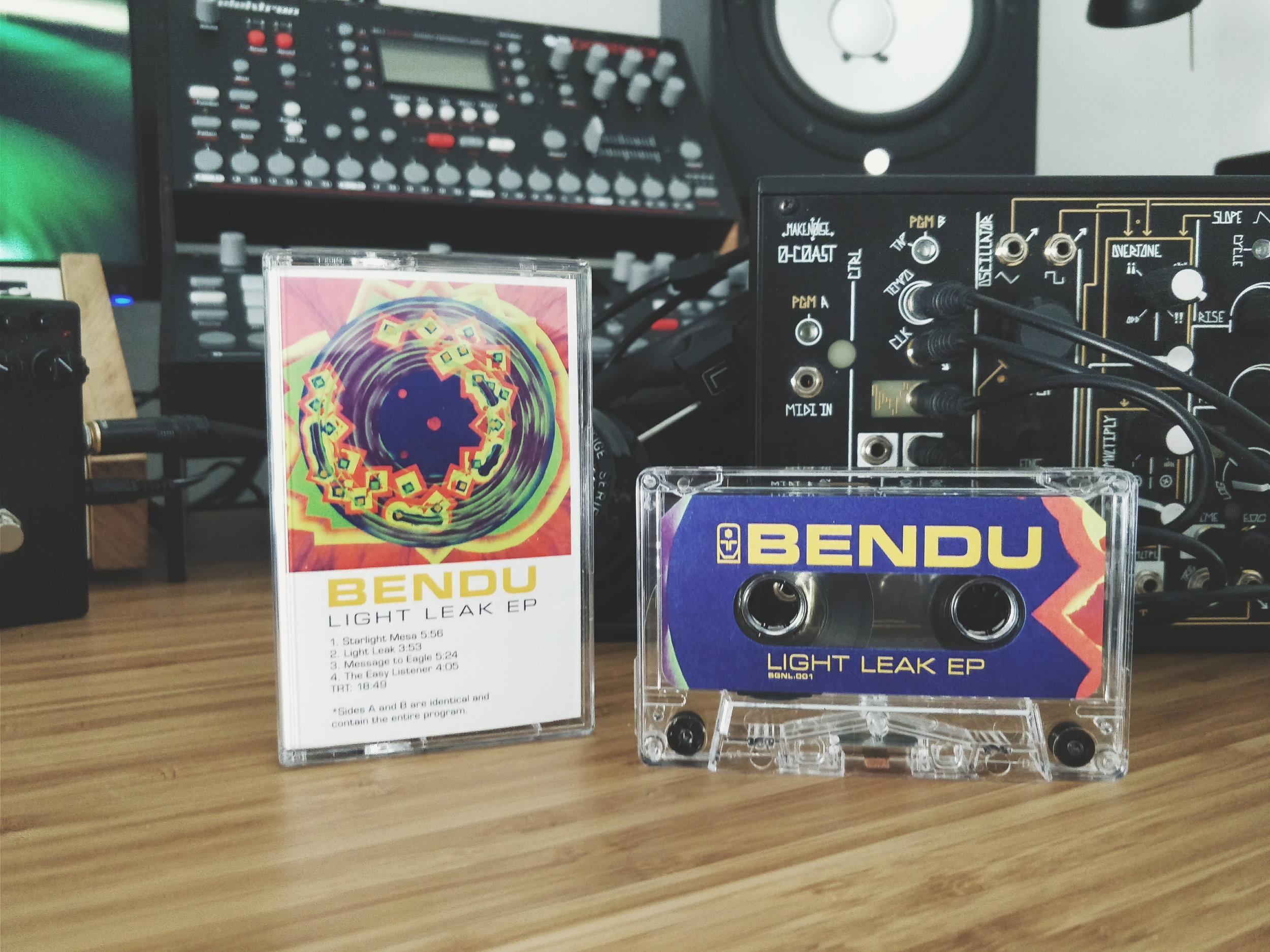 Bendu - Light Leak EP