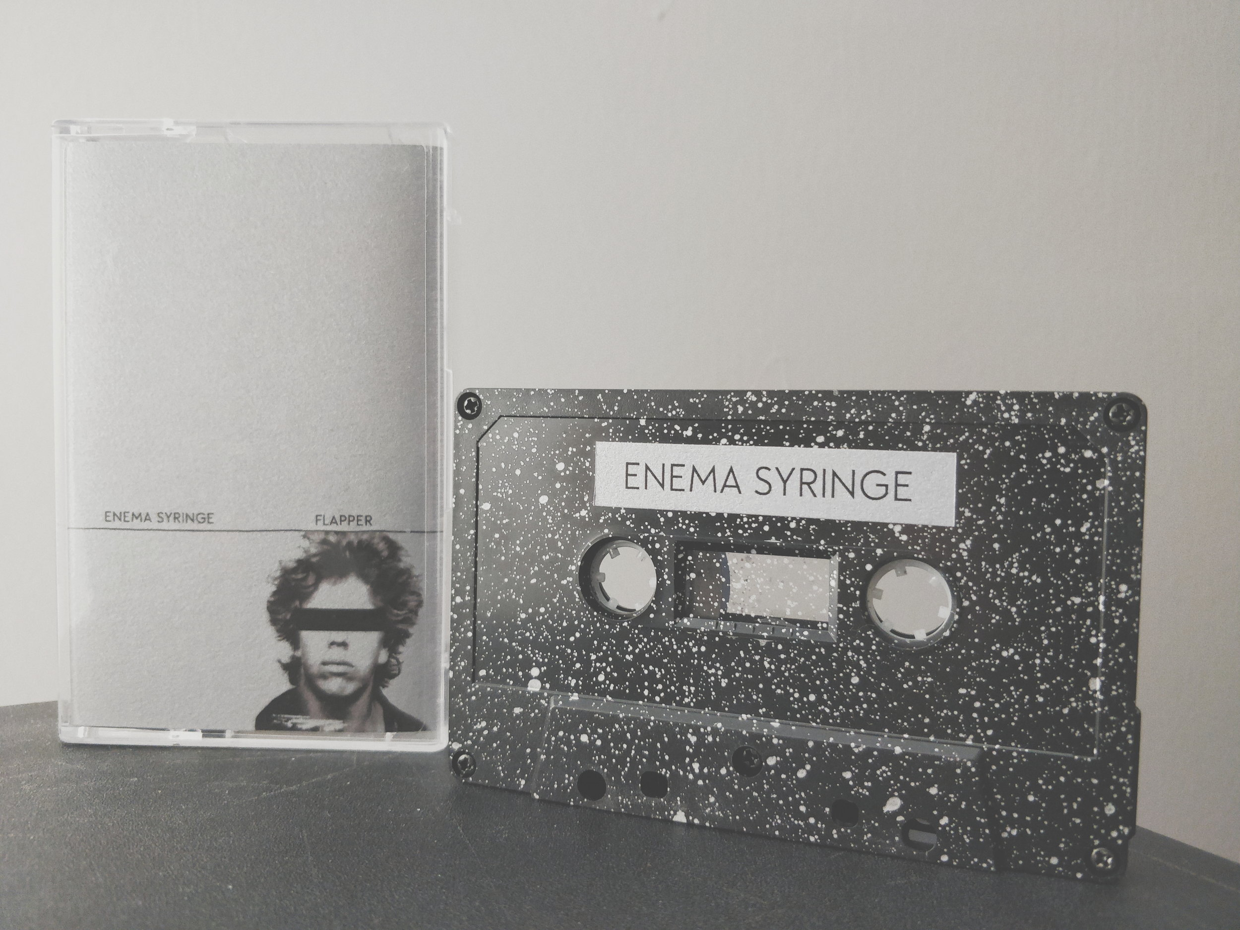 Enema Syringe - Flapper (Chondritic Sound)