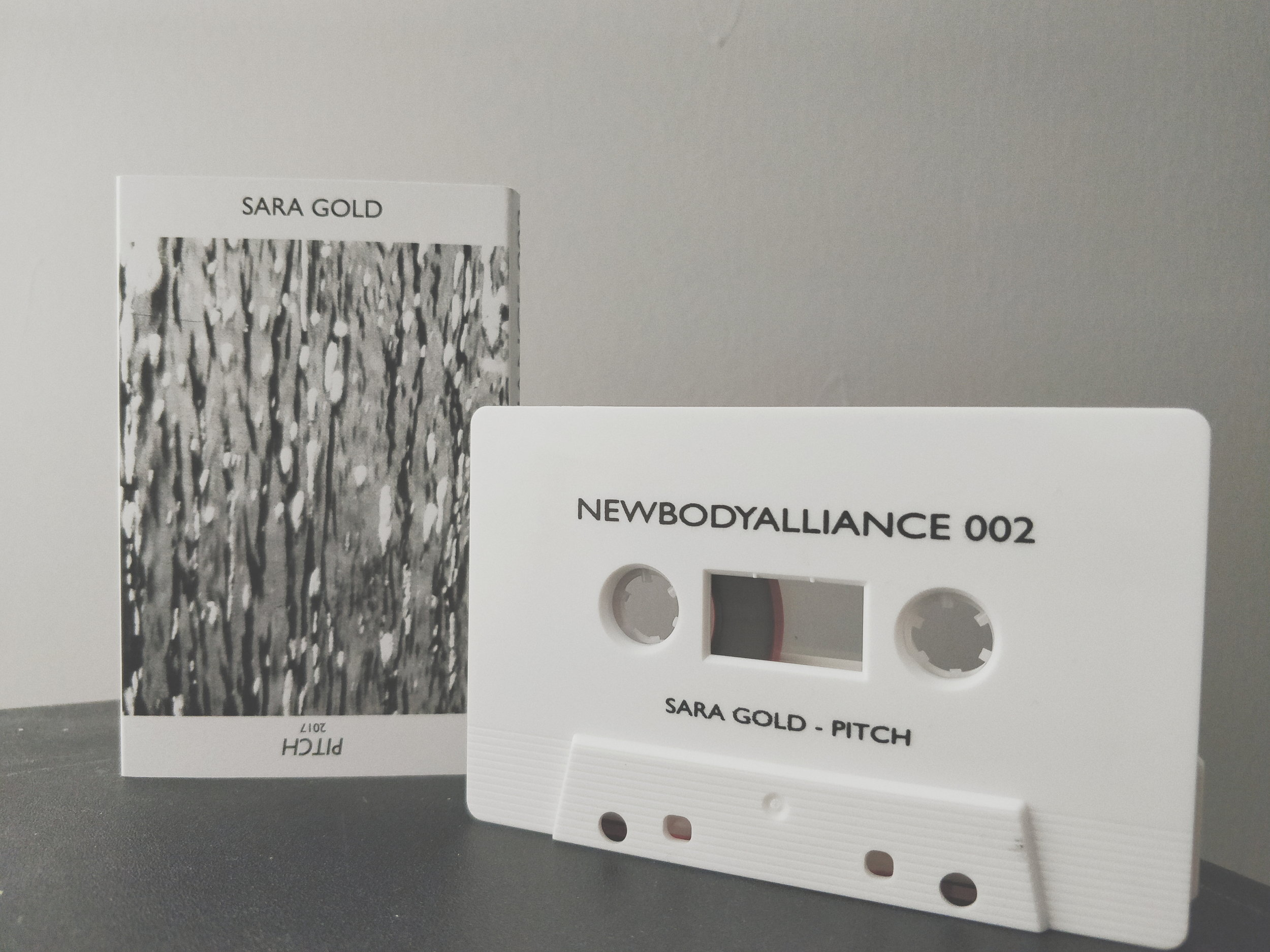 Sara Gold - Pitch (NEWBODYALLIANCE)