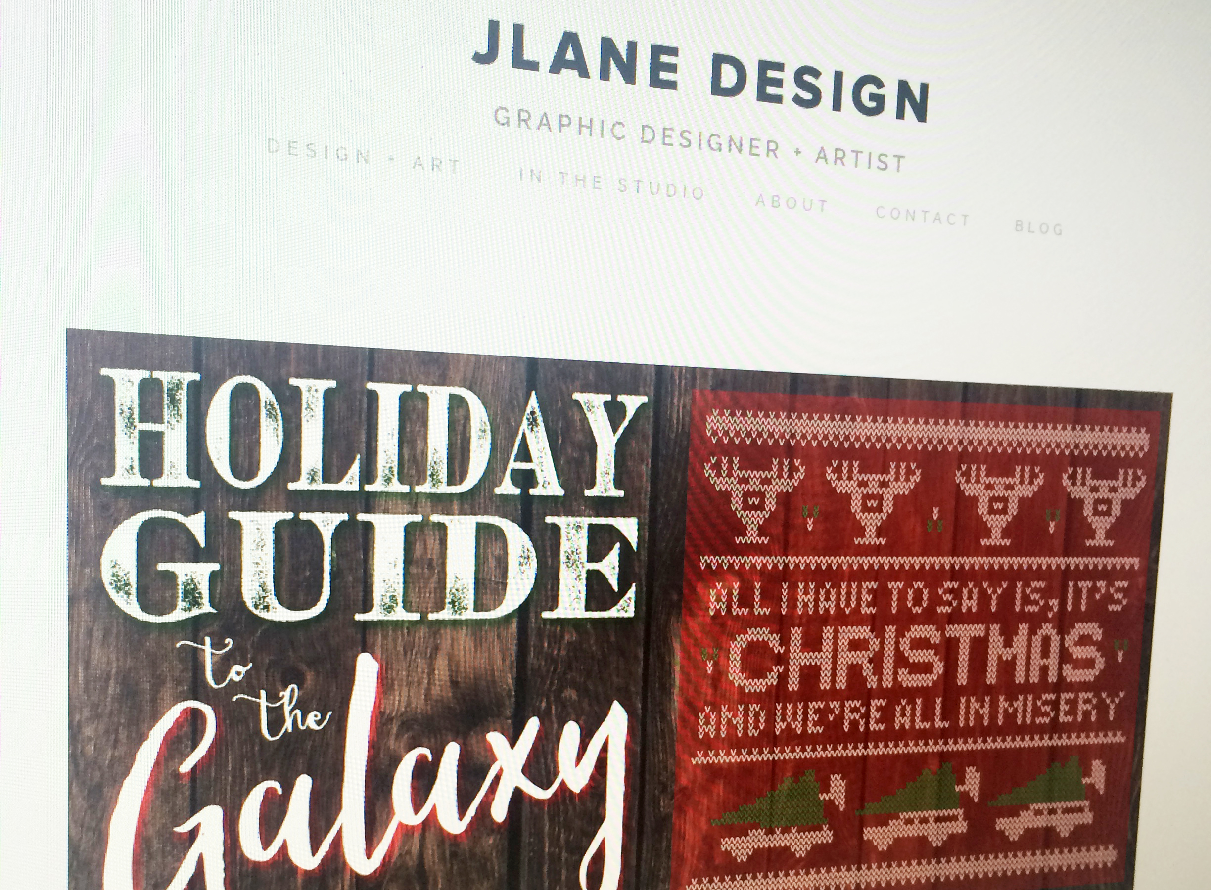 Jlane Design Christmas Holiday Gift Guide