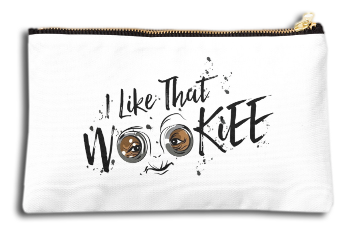 I Like That Wookiee Pencil Pouch