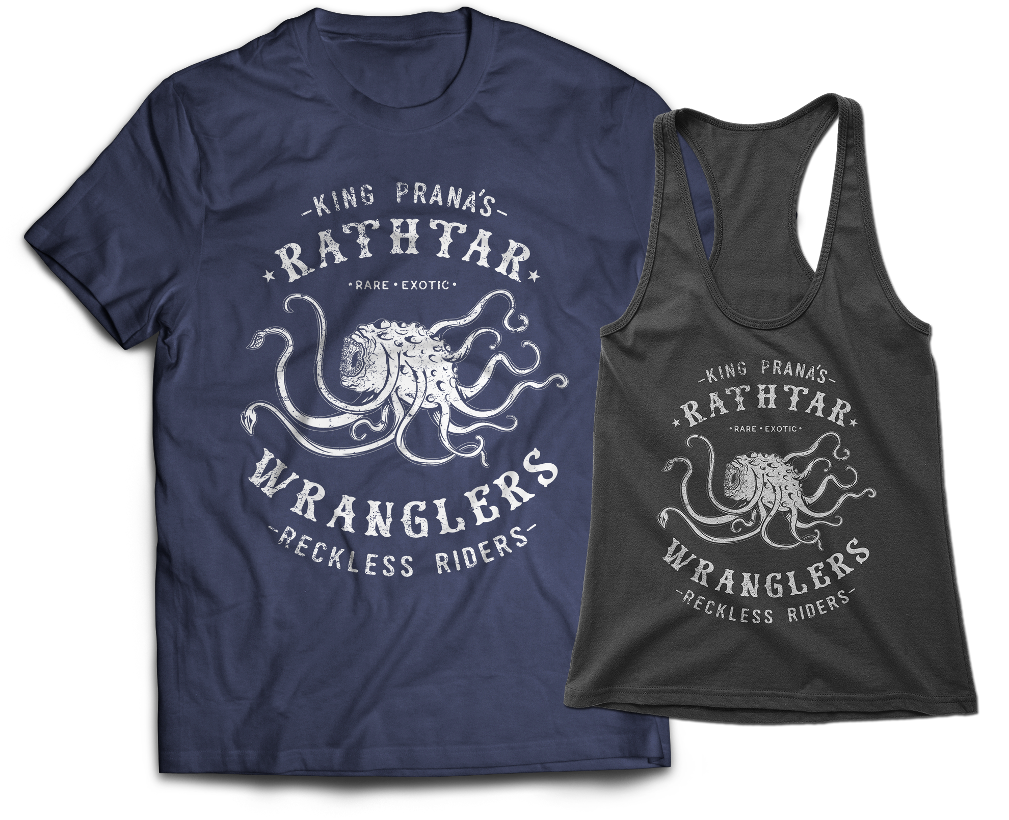 Rathtar Wranglers T-shirt and Tank Top Teepublic Jlane Design