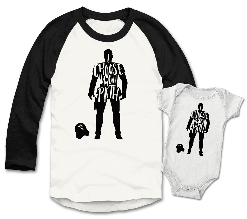 I Choose My Path T-Shirt and Onesie Design Teepublic Jlane Design