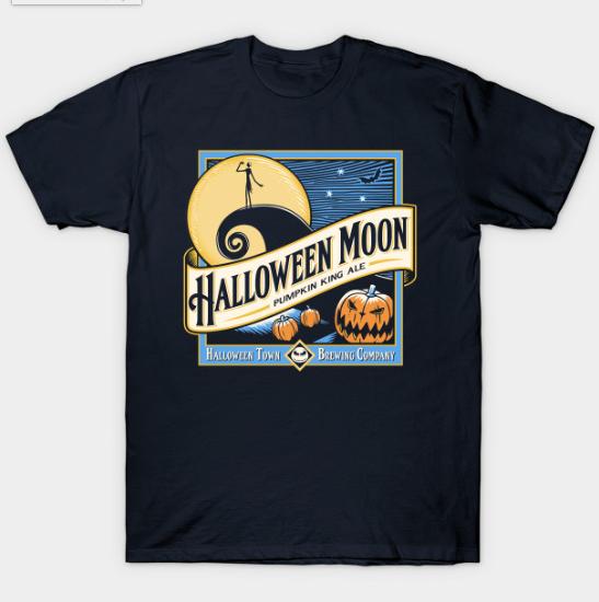 Halloween Moon adho1982