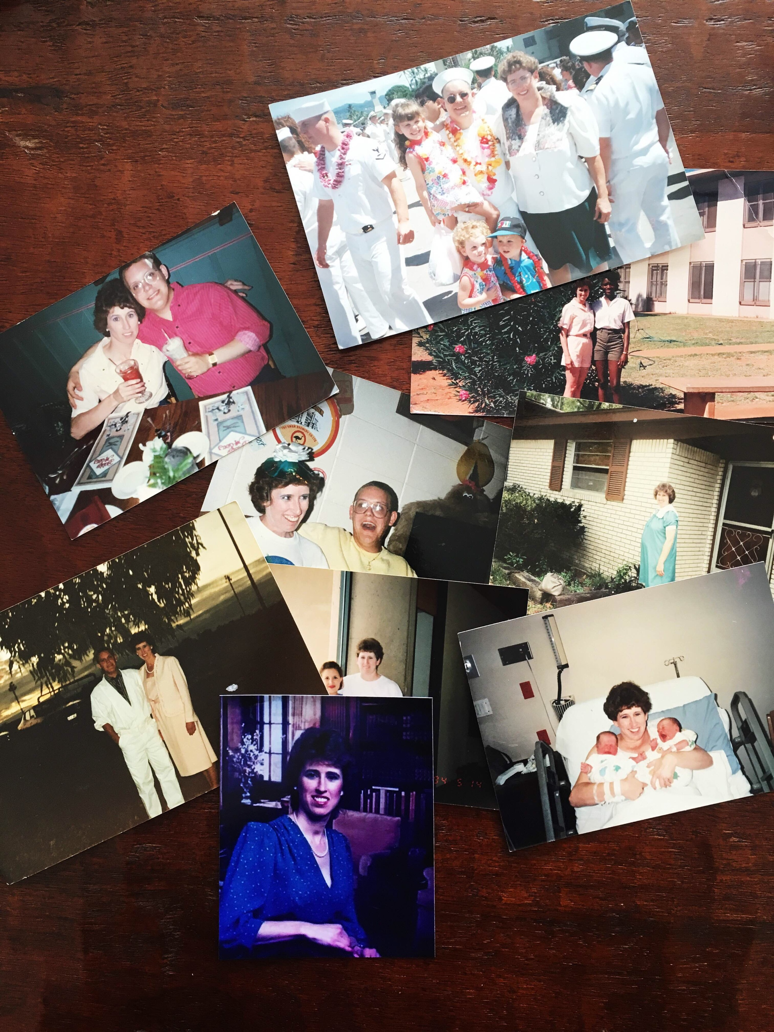 Just a few pictures of my beautiful momma!