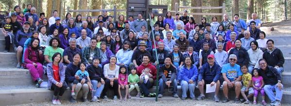 ウェスレー合同メソジスト教会ファミリーキャンプ2014