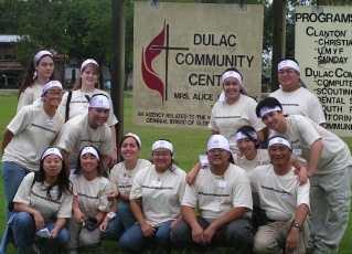 2007 Dulac, Louisiana: Young Adults