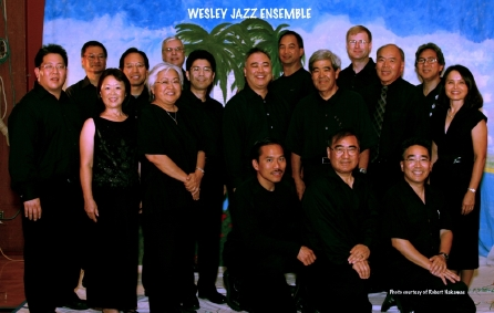 Wesley Jazz Ensemble