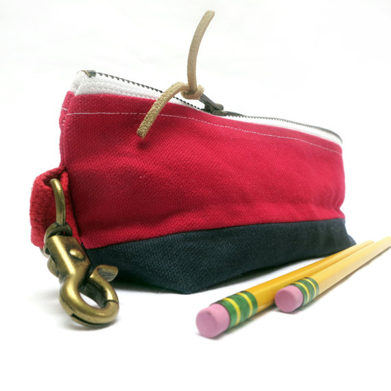 Bittle and Burley Pouches $36.00